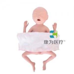 """""""康为医疗""""高级24周早产儿模型,24周早产儿模拟人"""