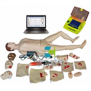 """""""康为医疗""""高级电脑全功能急救训练模拟人(心肺复苏、CPR血压测量、AED除颤,创伤与基础护理)"""