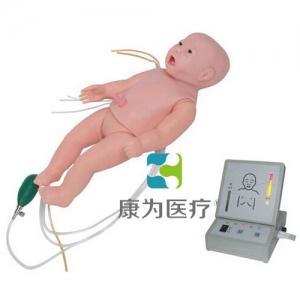 """""""康为医疗""""高级新生儿综合急救训练模拟人(ACLS高级生命支持、嵌入式系统)"""