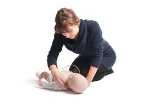 SimBaby便携式高级婴儿模拟病人