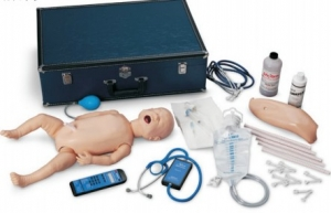 婴儿听诊训练模型,产品编号:LF01201U