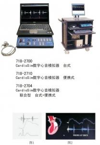 计算机数字心音听诊教学系统718-2700 718-2710 718-2704