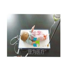 """""""康为医疗""""微电脑高级智能婴儿头皮静脉输液练习及考试自动评估系统模型"""