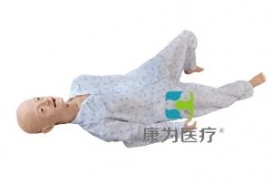 """""""康为医疗""""老年护理与老年CPR心肺复苏模拟人(男性)"""