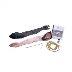 德国3B Scientific®高级静脉穿刺及注射训练用手臂:皮肤和静脉更换件套件 - 右侧