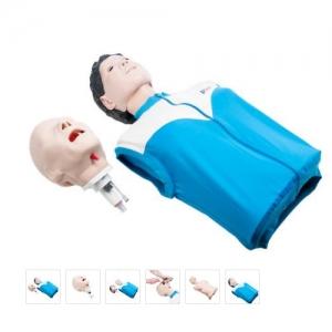 德国3B Scientific®CPRLilly AIR心肺复苏和气道管理模型