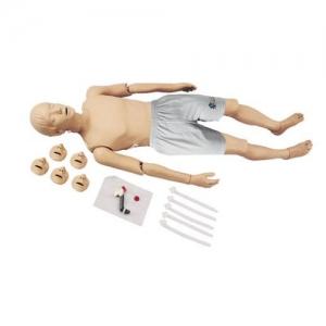 德国3B Scientific®成人心肺复苏模拟人带电子监控