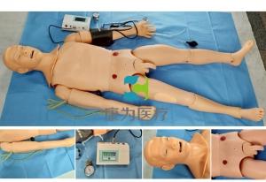 """""""康为医疗""""有机磷农药中毒急救训练标准化模拟病人(智能触摸屏考核)"""