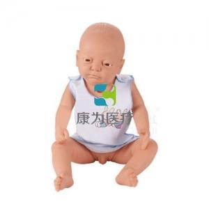 """""""康为医疗""""高级婴儿气管切开术后护理模拟人,婴儿气管切开术后护理模拟人"""