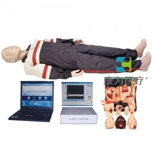"""""""康为医疗""""高级全功能创伤与CPR急救模拟人"""