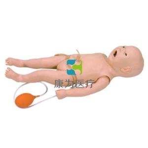 """""""康为医疗""""高级婴儿鼻胃插管训练模拟人,婴儿鼻胃插管模拟人"""