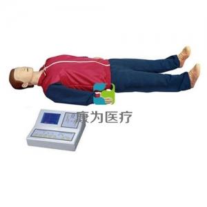 """""""康为医疗""""高级大屏幕液晶彩显全自动电脑心肺复苏训练模拟人"""