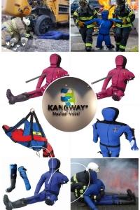 """成都""""康为医疗"""" 消防、地震、特警、交通事故、生命探测救援培训模拟人(带截肢CPR训练)"""