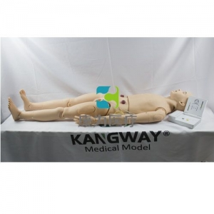 """""""康为医疗""""高级成人护理及CPR模拟人"""
