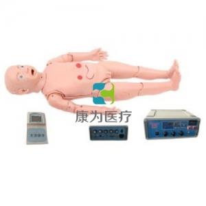 """成都""""康为医疗""""高级智能儿童生命体征模型"""
