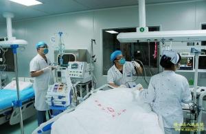 """模拟重症监护(ICU)""""康为医疗""""(ICU)重症监护病房虚拟仿真训练系统"""
